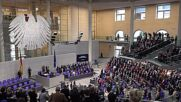 Germany: 20th German Bundestag holds first session with a record high of 736 MPs
