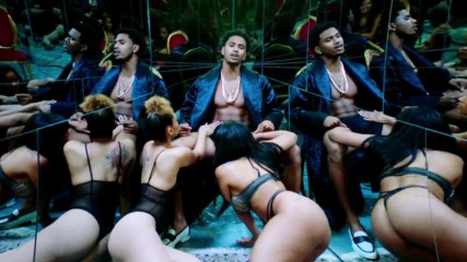 Trey Songz - Animal (Оfficial video)