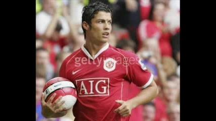 Cristiano Ronaldo Cr - 7