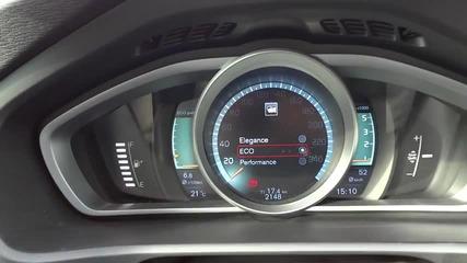 new Volvo v40 2013