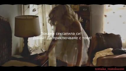 Дневниците на Вампира - Damon Salvatore - Сексапила