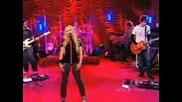 Avril Lavigne - When You Are Gone Live