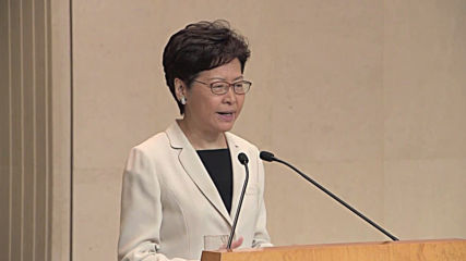 Hong Kong: Carrie Lam to hold 'open dialogue platform' amid ongoing protests