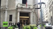 USA: NYSE suspends trading due to technical fault