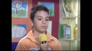 Това го знае всяко хлапе - кастингът.Хлапетата завършват истории, започнати от журито. 12.09.2008г.