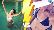 Алесандра Амброзио VS Роузи Хънтингтън
