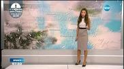 Прогноза за времето (28.09.2015 - сутрешна)