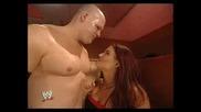 Wwe Kane & Lita - Sweet Kiss