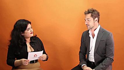 David Bisbal Entrevista