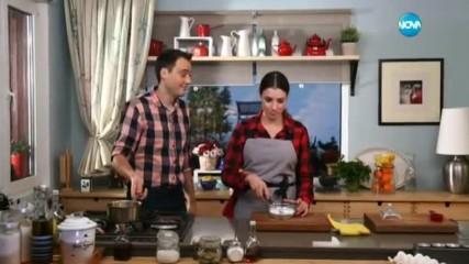 """Кексчета """"Рунеберг"""" - Бон апети (18.01.2017)"""