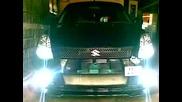 Suzuki Swift 8000k Xenons