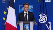 Belgium: Macron calls for 'robust dialogue' with Russia following Open Skies Treaty exit