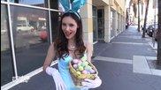 Смях ... Забавна шега с Великденски яйца!