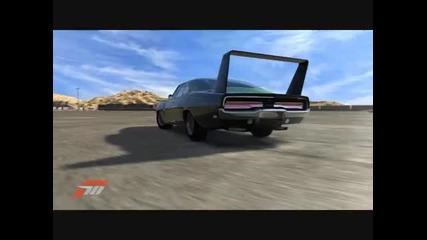 Forza 3 Charger Daytona