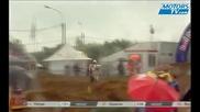 Victoire Musquin course 1 Mx2 2009 Belgique