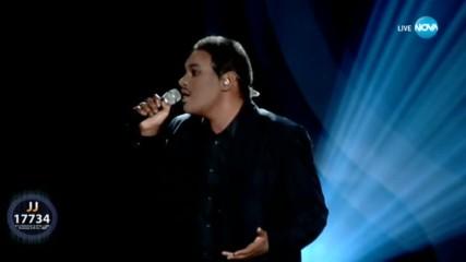 "Георги Симеонов-JJ като Luther Vandross & Mariah Carey - ""Endless"" | Като две капки вода"