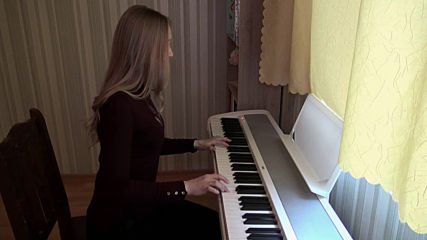 TATIANA HYUSEIN - Kara Sevda (piano cover 1)
