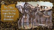 10 Неща, Които Не Знаехте За Динозаврите