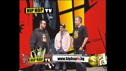 Hhtv Interview s Krasi Kurtev (open Mike) - Hip Hop Tv