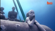 Първият подводен музей в Европа
