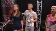 Люба Илиева - X Factor (09.09.2014)