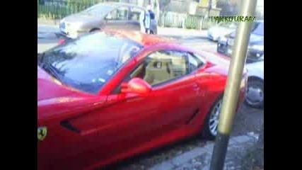 Ferrari 599 Fiorano В София !