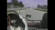 Onboard Imola Cheever - 1989г.