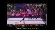*hq* The Game Triple H vs Джак Лигльото Qualifying Match Elimination Chamber 2010