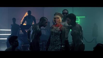 David Guetta - Where Them Girls At feat. Flo Rida, Nikki Minaj ( Оfficial Video) + Subs