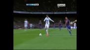 Ronaldo's Goal vs Barcelona 2-1