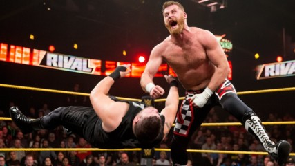 Kevin Owens vs. Sami Zayn: NXT: TakeOver: Rival (Full NXT Title Match)