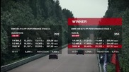 Bmw X6m Pp-performance, Mercedes Ml63 Amg Evotech & Gorilla Racing (top 3 fastest Suv)