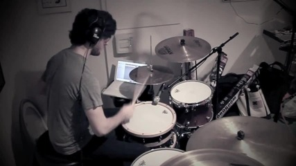 Evan Chapman - _power_ by Kanye West ft. Dwele (drum Cover) _hd_