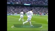 Гол от дуспа на Cristiano Ronaldo 25.04.2012