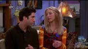 Friends / Приятели - Сезон 6 Епизод 13 - Bg Audio - | Част 1/2 |