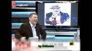 Господари на Ефира - Зрител ругае Милен Цветков 06.02.2008 High-Quality