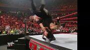 John Cena vs. The Undertaker: Raw, Oct. 9, 2006 (Full Match)