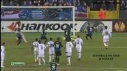 Брюж 2 - 1 Бешикташ ( 12/03/2015 ) ( лига европа )