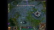League Of Legends - Xin Zhao Op