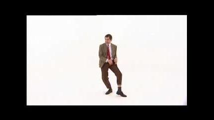Mr. Bean Тацува На Fantastico