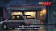Detective Conan 667 Wedding Eve