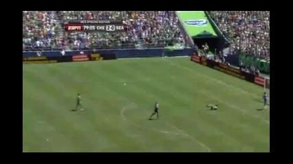 18.7.2009 Сиатъл Сандърс - Челси 0 - 2 Контрола
