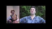 Таня Величкова и Манол Михайлов - Питат ме, мале, в селото