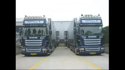 Scania - The Best Truck In The World