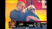 Vip Brother 3 - Ицо Хазарта и Аня Пенчева - 3v1 15.04