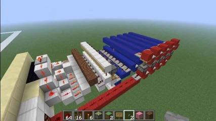 Minecraft 9-digit Combination Lock (order-sensitive) Tutorial Part 2