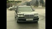 Луд Mercedes модифициран от Wald