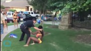 Texas Cop Who Pulled Gun on Teens at Pool Party Resigns