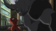 Ultimate Spider-man: Web-warriors - 3x15 - The Rampaging Rhino