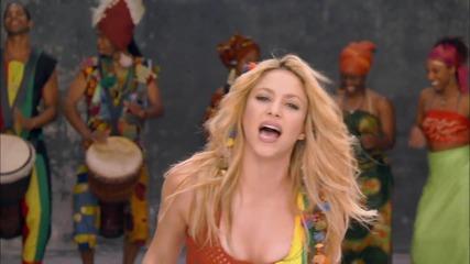 Shakira ft. Freshlyground - Waka Waka